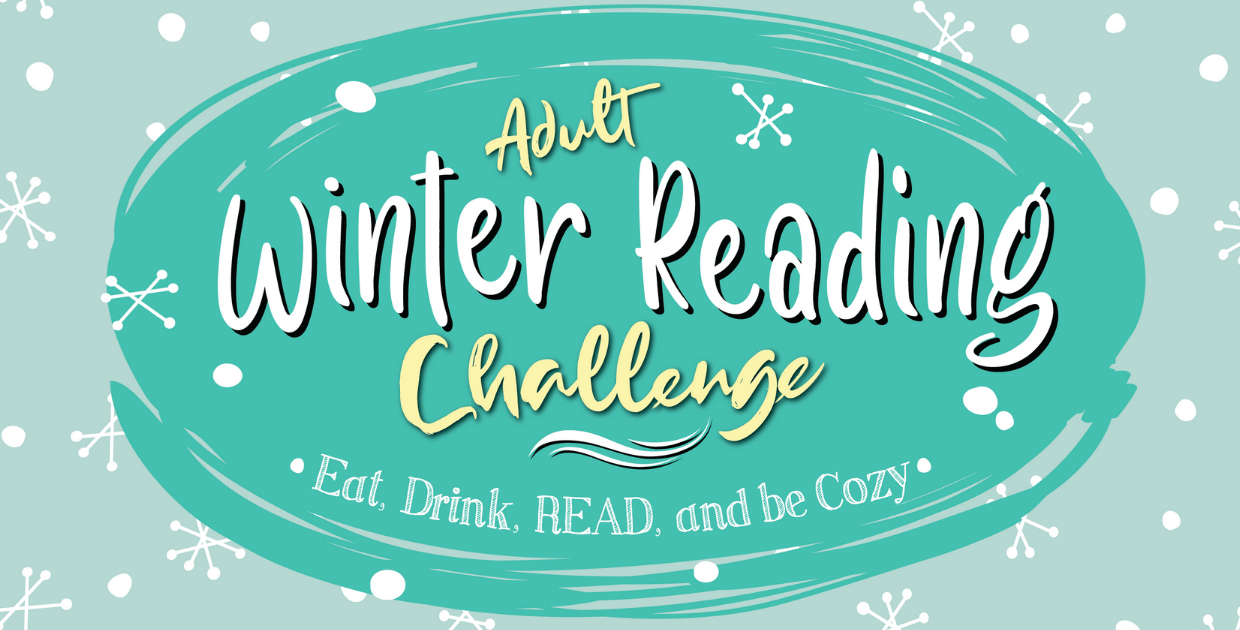 Sign up for our Adult Winter Reading Beanstack Challenge!
